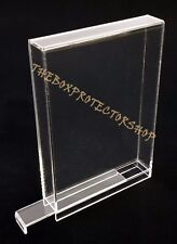 ☆ ☆ ☆ 3 X NES Acrylic Display Case for Nintendo games ☆ ☆ ☆