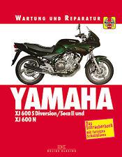 Yamaha XJ 600 S N Diversion Reparaturanleitung Reparatur-Buch Reparaturhandbuch