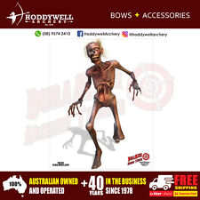 [ FREE EXPRESS POST ] DURAMESH FULL COLOUR ZOMBIE TARGET FACE ARCHERY HODDYWELL