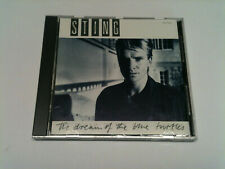 Sting - THE DREAM OF THE BLUE TURTLES - CD © 1985 (west-germany)