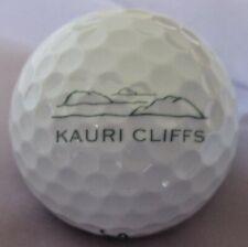 Kauri Cliffs Golf Course (New Zealand) - Logo Golf Ball