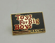 Toys for Big Boys Racing Lapel, Hat Pin