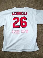 Joe Altobelli Rochester Red Wings Autographed Signed Jersey