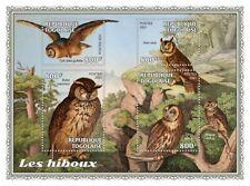 Togo 2021 Owls. (141a)
