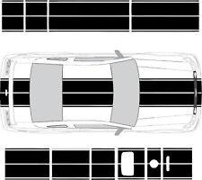 2005 to 2009 Mustang Eleanor Racing Stripes Vinyl Decal Sticker 06 07 08 Cobra