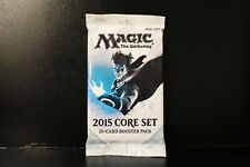 1x Magic the Gathering (MTG) 2015 Core Set (M15) New Sealed Booster Pack