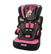 Disney Miss Minnie BELINE SP LX Kindersitz Autositz 1/2/3  9-36 kg ADAC Test ???