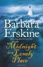 Midnight is a Lonely Place by Barbara Erskine, NEW Book, FREE & FAST Delivery, (