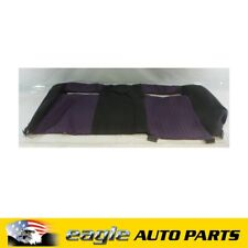 HOLDEN Commodore VZ 2005 - 07 CREWMAN REAR SEAT BACK COVER COSMO  # 92147399