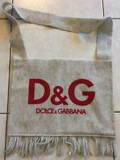 DOLCE GABBANA schulter tasche shopper bag christmas weihnachten filz hand D&G