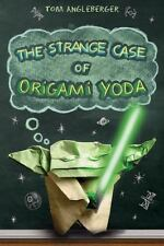 Origami Yoda: The Strange Case of Origami Yoda by Angleberger (2010, HC) ExLib