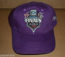 Professional Pbr Pro Bull Riders 2010 Las Vegas Finals Built Ford Tough New Hat