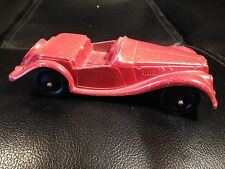 Vintage Classic MG Tootsie Toy Made in Chicago #24