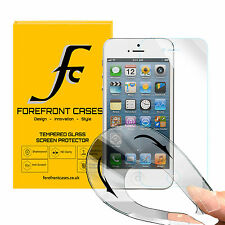 9H HD Flexible Tempered Glass Screen Protector Shield for Apple iPhone 5