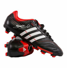 G Surname Initial Signed Football Boots