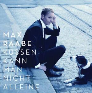 Max Raabe - Küssen Kann Man Nicht Alleine ZUSTAND SEHR GUT