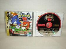 SONIC R Sega Saturn Import Japan Video Game ss
