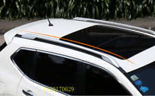 2pcs Roof Rack Rails Bar Luggage Carrier Bars For Nissan Rogue X-Trail 2017 2018