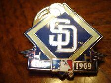 Padres BASEBALL DIAMOND Pin