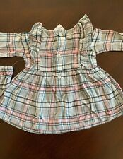 Carters Baby Girl 2 piece Dress Set New Born and 24 Months NWT