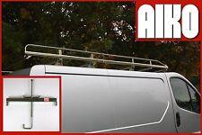 Vivaro, Trafic, Primastar up to 2014 LWB 6 Bar Modular Roof Rack