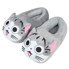 Cartoon Cat Cotton Slippers Soft Warm Home Slipper Anime cartoon Plush Stuffed