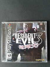 PS1 Resident Evil 3 Nemesis Black Label US  NEUF/Scellé - NEW FACTORY SEALED
