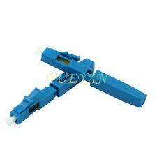 10pcs/lot LC/UPC Rapid Optical Fiber Fast Connector LC indoor Cold Splice