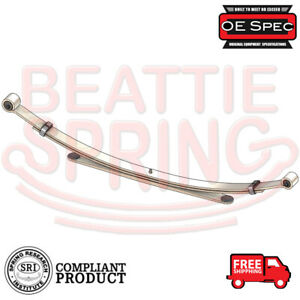 Leaf Spring for Chevy Silverado GMC Sierra 1500 Pickup Truck Rear 3 Leaf OE Spec