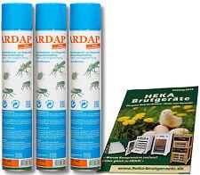 1 Cartón (12 latas À 750ml 9.000ml) Ardap-spray Heka 12X Art.23260