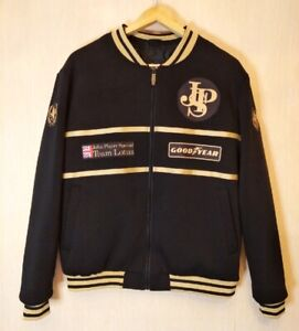 Bomber jacket collectible 1985 Lotus John Player Special Edition