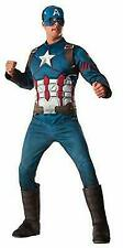 Captain America Blue Costumes for Men