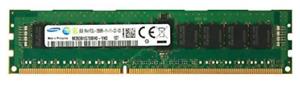 (3) Samsung 8GB 1Rx4 PC3L-12800R DDR3 1600 MHz 1.35V ECC REG RDIMM Memory RAM