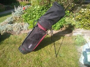 Full Right Handed Golf Set With Hippo Carry/Stand Bag