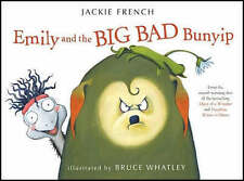 EMILY AND THE BAD BUNYIP by Jackie French (Hardback, 2008) LIKE NEW - FREE POST