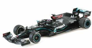 MERCEDES-AMG F1 TEAM W11 EQ PERFORMANCE LEWIS HAMILTON 2020 1:43 NEU DEALER OVP