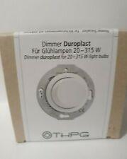 THPG 176415 Dimmer elektronisch Duroplast 20- 315 W)