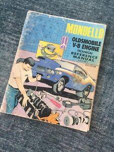 Mondello Oldsmobile V-8  Technical Reference Manual Volume 1, 1964 to 1990