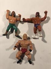 WWF Hasbro Remco Bootleg KO Hulk Hogan Macho Man Jake Snake Lot