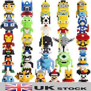 LOZ Diamond Mini Nano Building Blocks Toys Block Series Gift Kid Child UK SELLER