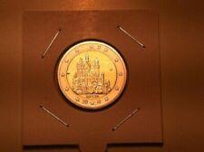 Pièces euro d'Allemagne Année 2012
