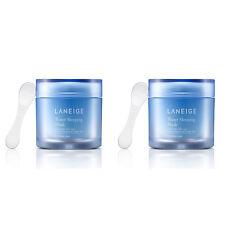 2pcs Laneige Water Sleeping Mask Pack 70ml - Korea Cosmetics Amore Pacific