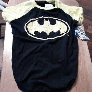 Marvel Comics Batman Dog T-Shirt - XL - NEW with Tags