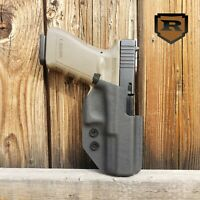 Kydex Paddle OWB Holster Fits: Glock Springfield Sig Sauer S&W H&K Made in USA