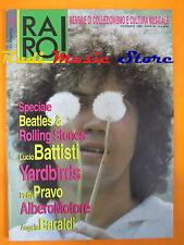 rivista RARO 73/1996 Lucio Battiati Rolling Stones Patty Pravo Yardbirds * No cd