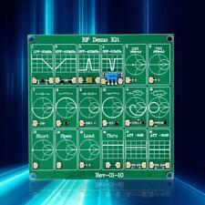 RF Demo Kit NanoVNA RF HF Test Board Demo Calibration Board Filter Attenuator