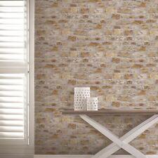 Pays Mur de Pierre Papier Peint Rouleaux - Arthouse 696500 Neuf Brique
