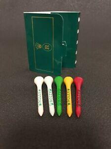 Rolex Golf Tees con logo ufficiale