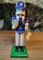 "2010 Limited Edition Baseball Player Nutcracker 14"" - # 9,063 of 10,752."