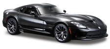 2013 SRT Viper GTS [Maisto 31271] nero, 1:24 DIE CAST